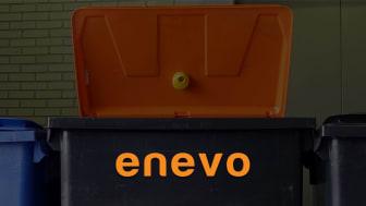 Enevo - Smarta sensorer för avfallskärl och containrar, oavsett storlek