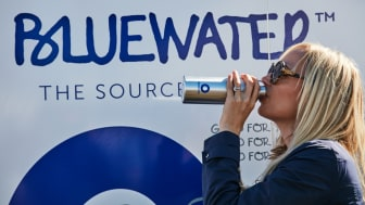 A great way to help keep the pounds off is to stay hydrated by drinking healthy water from a stainless-steel Bluewater bottle.