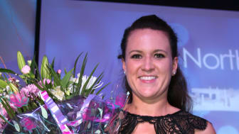 Sophie Moorby was named Young Employee of the Year and North East Employee of the Year