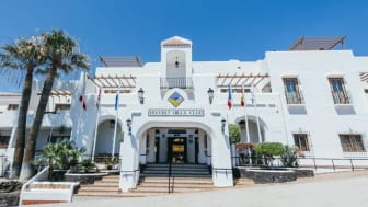 Silverpoint timeshare property:   Beverly Hills Club
