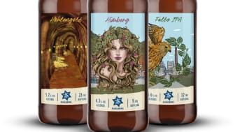 Digitale Braunacht 2021: drei besondere Biere.