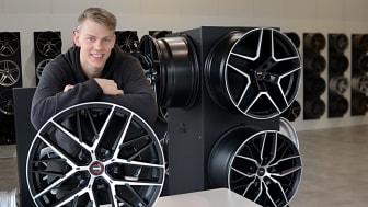 Niklas från ABS Wheels med nya Momo serien