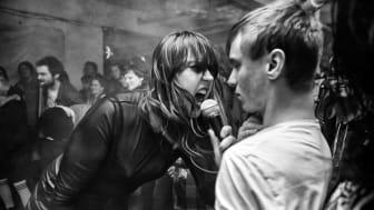 """Dokumentärfotosalong 2020 öppnar på lördag med temat """"kaos"""". Foto: Gianluca La Bruna – """"Plan B – Snor""""."""