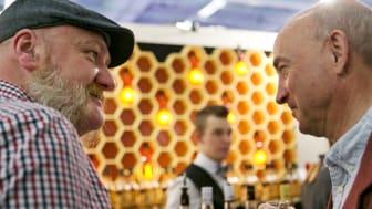 Jim Beam på En Öl & Whiskymässa 2013