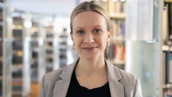Johanna Edholm, studievägledare vid Högskolan i Gävle. FOTO: Högskolan i Gävle