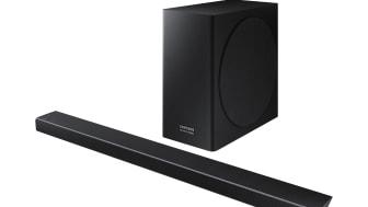 Samsung lanserer nye lydplanker i Q-serien optimalisert for QLED TVer