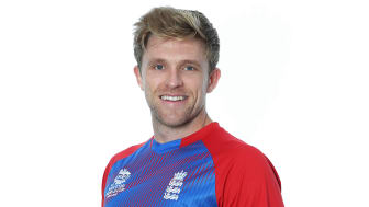England bowler David Willey (Getty Images)