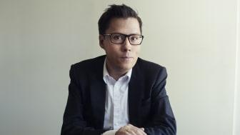 Författarfoto, Jan Grue