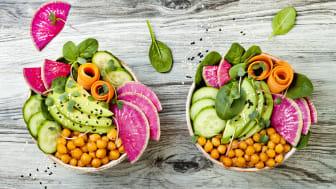 Compass Group Nordics inngår partnerskap med EAT for å bygge en bærekraftig matfremtid