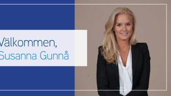 Susanna Gunnå, Associate Director på Colliers Capital Markets.