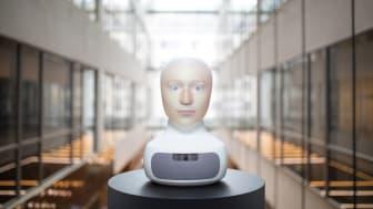 Den sociala roboten Furhat - Mästare på interaktion med människor