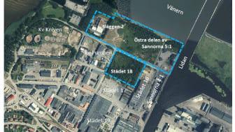 Provsvar angående förhöjda blyvärden i Västra hamnen