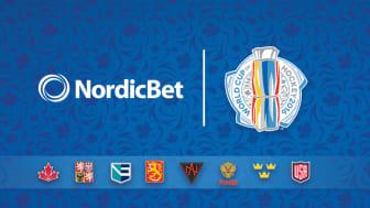 NordicBet blir ny officiell partner till World Cup of Hockey