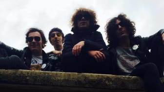 LES LULLIES: French 'Proto-Punk Fuzz' Maniacs Share New Track