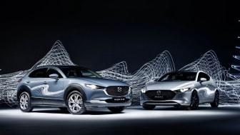 Mazda CX-30 og Mazda3