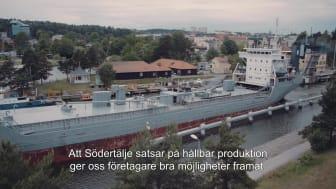 Södertälje Science Park ska stärka Sveriges konkurrenskraft inom hållbar produktion