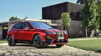 Fra visjon til virkelighet: BMW iNEXT blir BMW iX