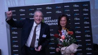 Sweden's Best Managed Companies 2021 Ragn-Sells