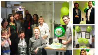 Finegreen at 10 - celebrations continue!
