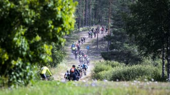 Invitation to Vasaloppet's 100th anniversary year with Cykelvasan in August 2022