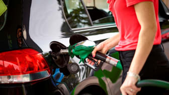 February brings relief for drivers at the pumps with 2p a litre drop
