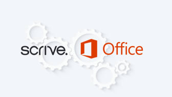 Scrive releases MS Office Add-in