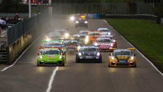 Pontus Frithiof Porsche Carrera Cup