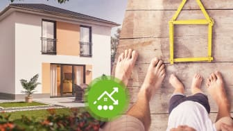 Auch Familien mit Traum vom Eigenheim sollten sich jetzt diesen Wunsch erfüllen, bevor die Baupreise noch weiter steigen.