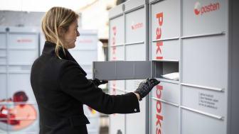 Bring får adgang til Nordens største netværk af pakkebokse