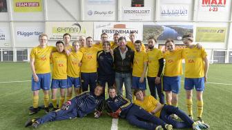 INAS Fotbolls-VM i Karlstad