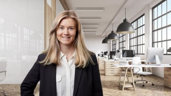 Victora Kjellström, Analyst inom Capital Markets på Colliers.