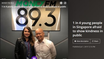Source: Screen shot from Money FM 89.3