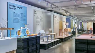 Ung Svensk Form 2021 på IKEA Museum 1 april-16 maj.