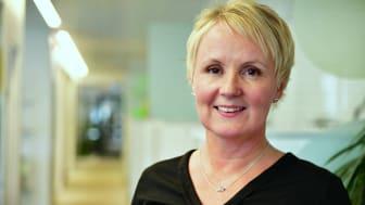 Ann-Charlott Lundén, driftchef på Umeå Energi Elnät