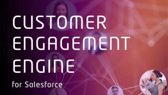 Vergic Engage finns nu att integrera i Salesforce som en app