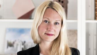 Kristina Peters blir associerad partner vid Arkitema Architects