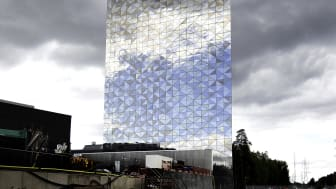 Öppning av Scandic Victoria Tower – Nordens högsta hotell