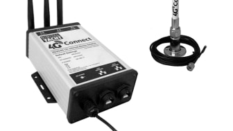 Digital Yacht's 4G Connect Pro system ships with 2 external antennas for exceptionally fast LTE access