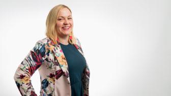 Tiina Laapio on nimitetty Visma Solutionsin markkinointi- ja viestintäjohtajaksi