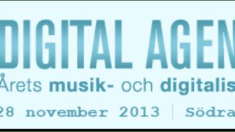 Ingen framgångsrik digital agenda för musiken utan jämställdhet