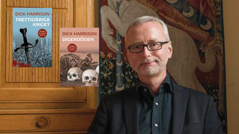 Dick Harrison aktuell med  ny bokserie:  Världens dramatiska historia