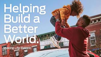 Parempaa maailmaa rakentamassa – Ford tavoittelee hiilineutraaliutta ja asettaa päästötavoitteet vuodelle 2035