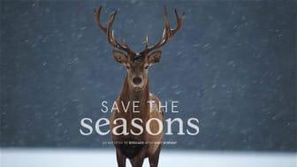 Bergans inviterer næringslivet til å bli med på deres klima-kampanje Save The Seasons. Foto: Bergans