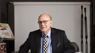 Professor Ulf P. Lundgren ser tyngden i den nya webbtekniken