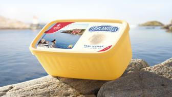 Norges mest solgte dessert-is; nå i ny drakt og med flere smaker