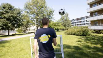 Ny chans för Solnaungdomar att skapa sitt eget sommarjobb