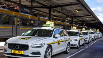 Stora driftstörningar för taxi - lösning på gång