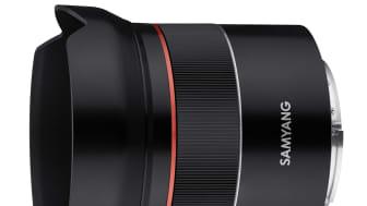 Das beliebte AF 18mm F2,8 FE für Sony E gehört zu den Samyang-Objektiven, denen ein Firmware-Update spendiert wurde