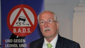 Generalbundesanwalt a.D. Harald Range