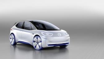 I.D. konceptbilen starter nedtællingen til en ny æra for Volkswagen